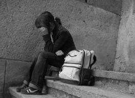 Тамбовские полицейские сегодня передали пропавшую воронежскую школьницу родителям