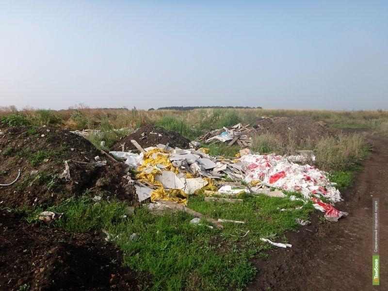 С Татарского вала вывезли 500 тонн мусора