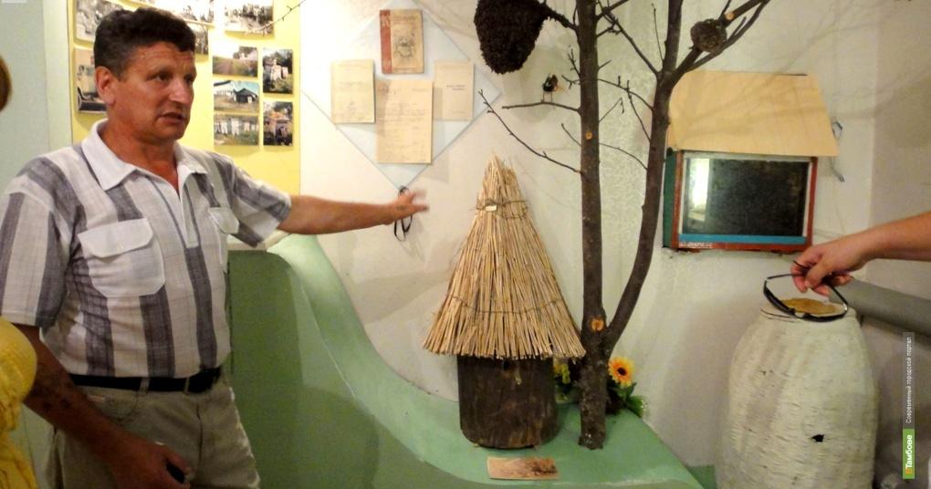 Знаменский краевед готов создать в области музей пчеловодства