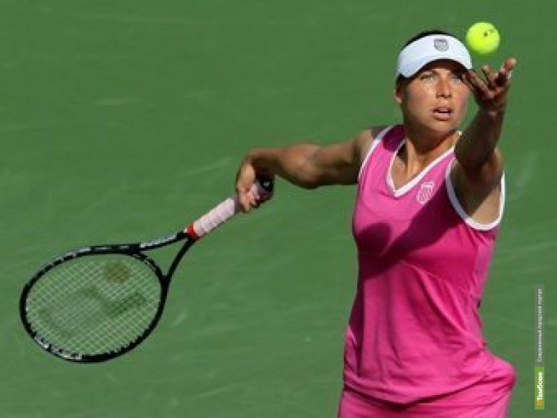 Российская теннисистка Вера Звонарёва стала второй ракеткой мира