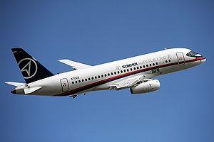 В Индонезии пропал российский самолет Superjet-100