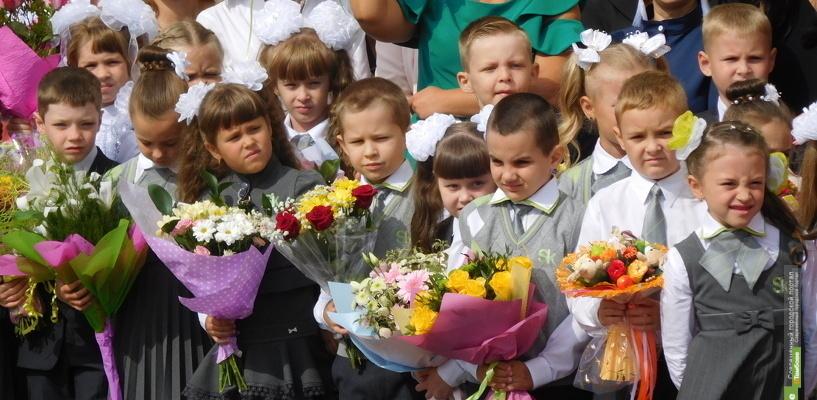На следующий год отдать своих детей учиться в первый класс школы Сколково хотят почти 400 родителей