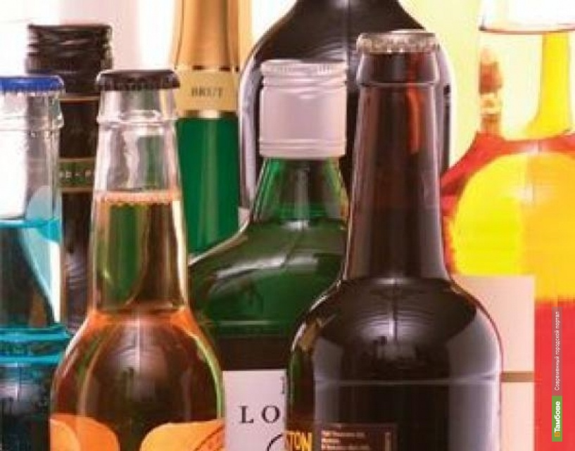 Полицейские Тамбова изъяли партию «палёного» алкоголя