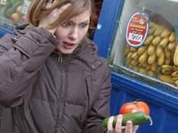 Россияне считают, что им угрожает рост цен и массовое обнищание