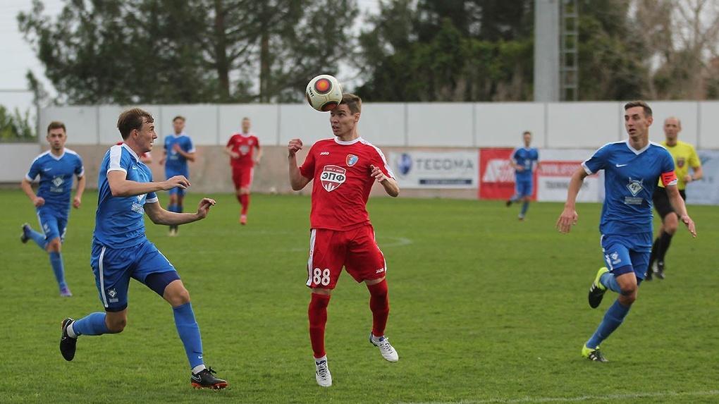 ФК «Тамбов» провел первый матч в Кубке ФНЛ