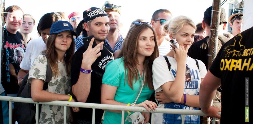 Не зная хедлайнеров: билеты на «Чернозём-2018» раскупают за год до фестиваля