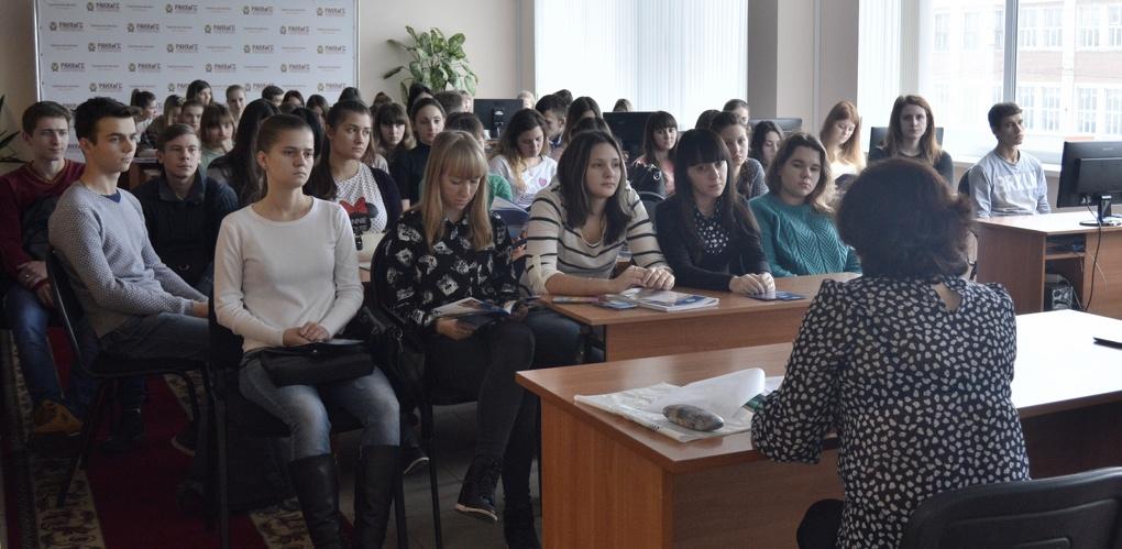 В Тамбовском филиале РАНХиГС состоялась очередная открытая лекция