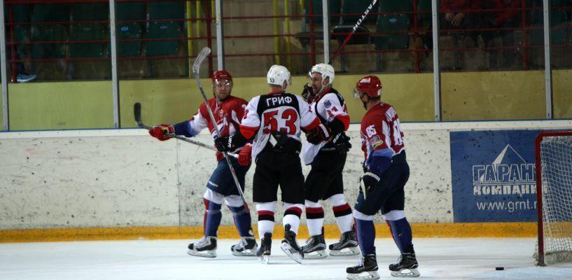 В повторном матче с саранской командой ХК «Тамбов» уступил по буллитам