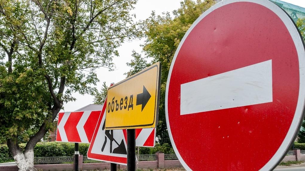 В центре Тамбова на две недели перекроют одну из улиц