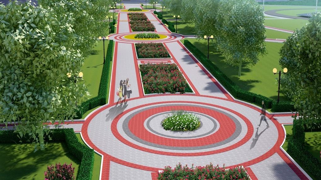 Создай арт-объект для Олимпийского парка! В Тамбове объявлен конкурс