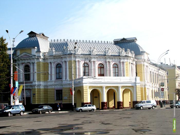 Тамбовский театр ищет нового главного режиссера