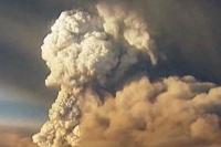 Из-за вулкана Гримсвотн страдает авиасообщение в Европе