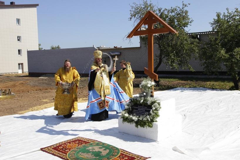 У жителей «Летки» появится свой храм