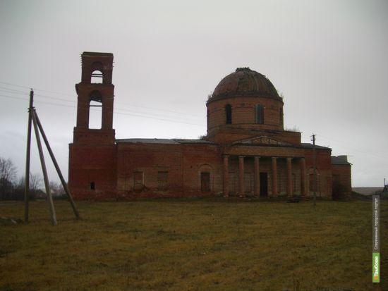 Два московских юриста восстанавливают тамбовский храм