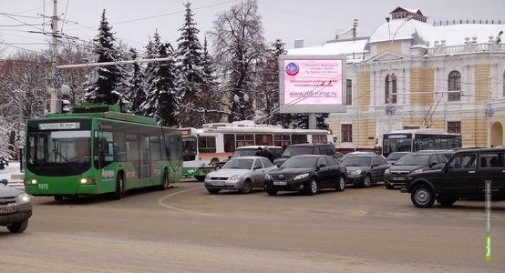 В Тамбове с 13-го маршрута исчезнут троллейбусы