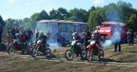 В Мичуринске прошел чемпионат по мотокроссу