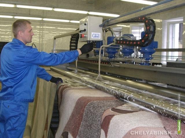 Тамбовчанам почистят ковры на современном испанском оборудовании