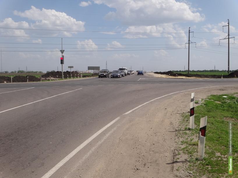 На трассе М6 под Тамбовом автомобилистам разрешат полихачить