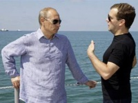 Путин признался: у них с Медведевым сложился тандем