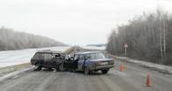 На трассе под Тамбовом столкнулись два ВАЗа: несколько пострадавших в реанимации