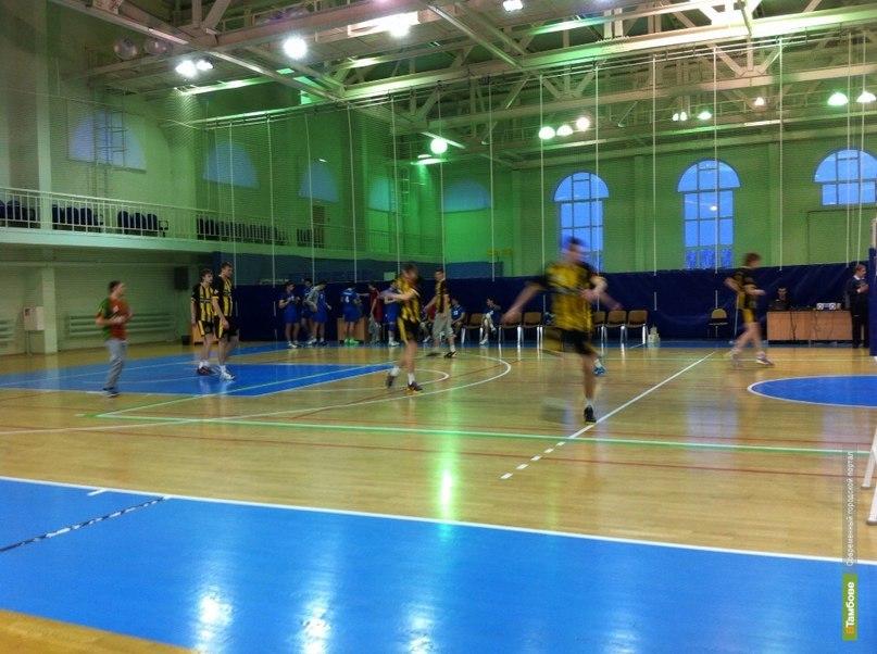 Тамбовские волейболисты заканчивают сезон