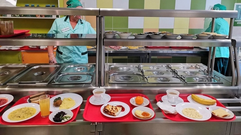 В школе N31 города Тамбова родители проверили качество школьных обедов