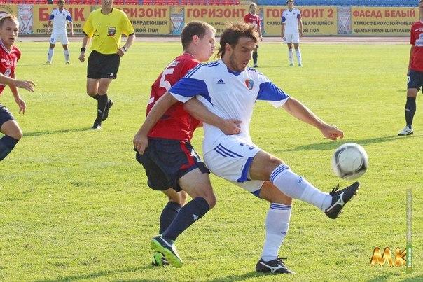 ФК «Тамбов» одержал победу на своем поле