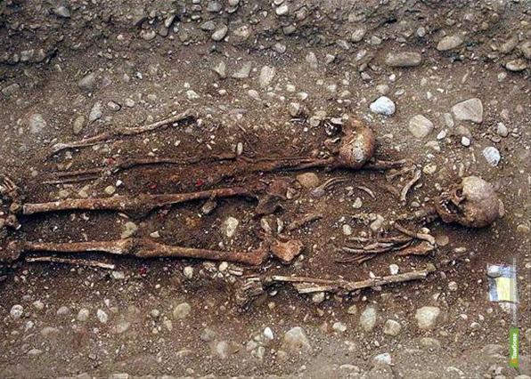 На территории Москвы жили люди ещё в период палеолита
