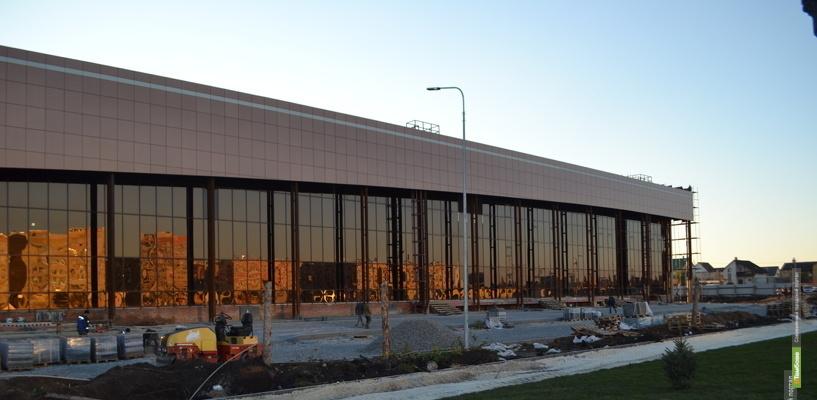 Сроки открытия Центра единоборств в Тамбове снова переносятся