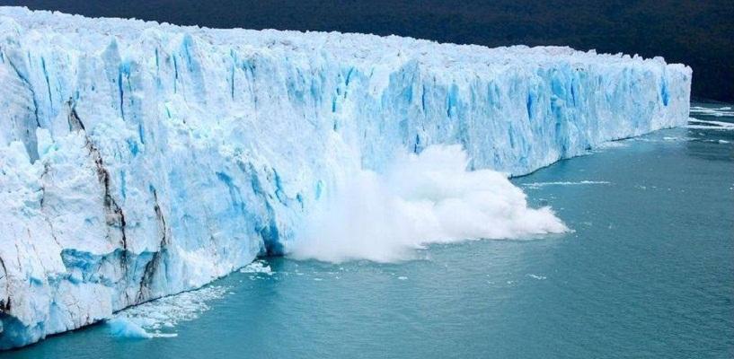 Учёные утверждают, что процесс таяния антарктических ледников ускорился