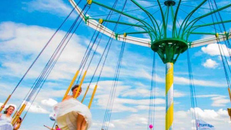 В честь Дня Рождения мичуринского Парка культуры состоится открытие экстремальной карусели