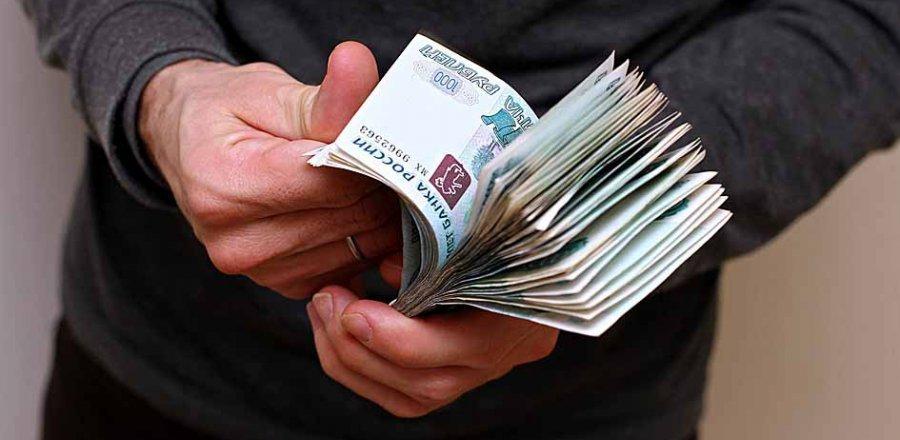 В среднем тамбовчане стали получать больше 27 тысяч рублей