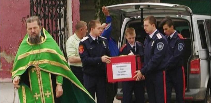 Вернулись на родную землю: из Смоленской области привезли останки мичуринских солдат