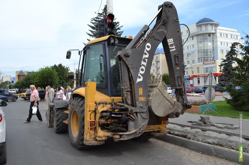 История ремонта многострадальной Карла Маркса: фото