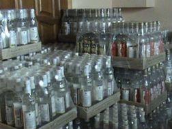 В Тамбове «прикрыли» очередной подпольный алкомаркет