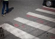 На тамбовской дороге пострадал пешеход