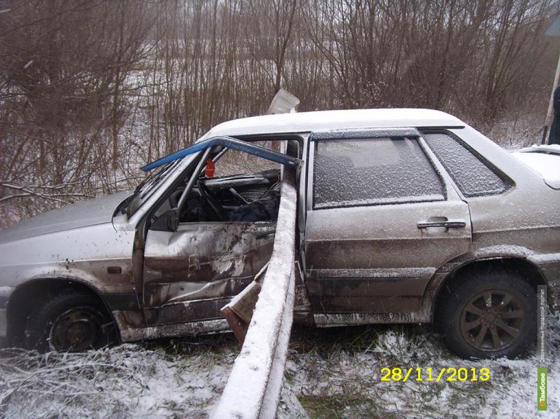 В Гавриловском районе мужчина погиб в ДТП