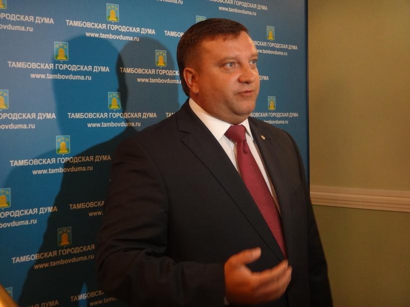 Главу города Тамбова признали самым открытым чиновником
