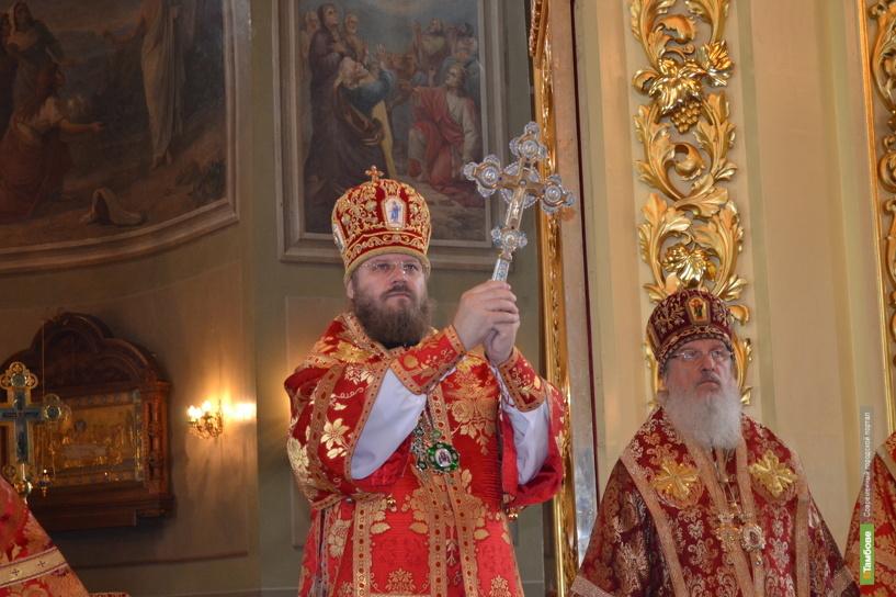 Епископ Тамбовский и Мичуринский Феодосий стал орденоносцем Серафима Саровского II степени