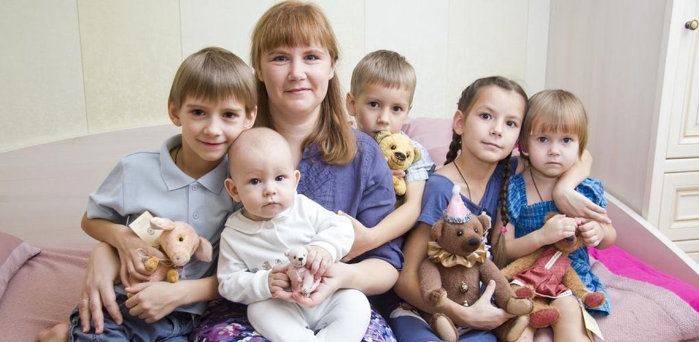 На поддержку многодетных семей Тамбовщине дополнительно выделили 13 миллионов рублей