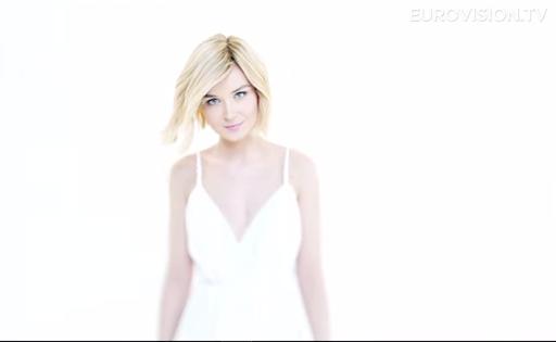 «Это песня для всех». Полина Гагарина сняла клип на рок-балладу для «Евровидения»