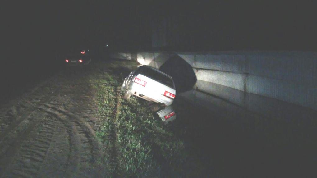 На Тамбовщине пьяный водитель сбил пешеходов и скрылся