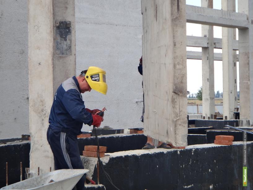 К 2017 году на Тамбовщине построят 3 млн квадратных метров жилья