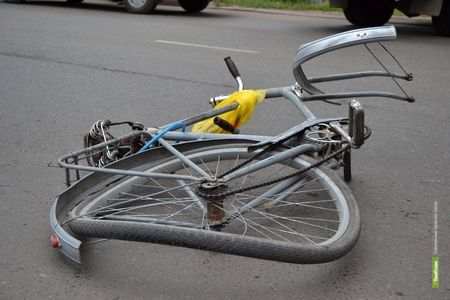 Тамбовчанин попал под колеса иномарки