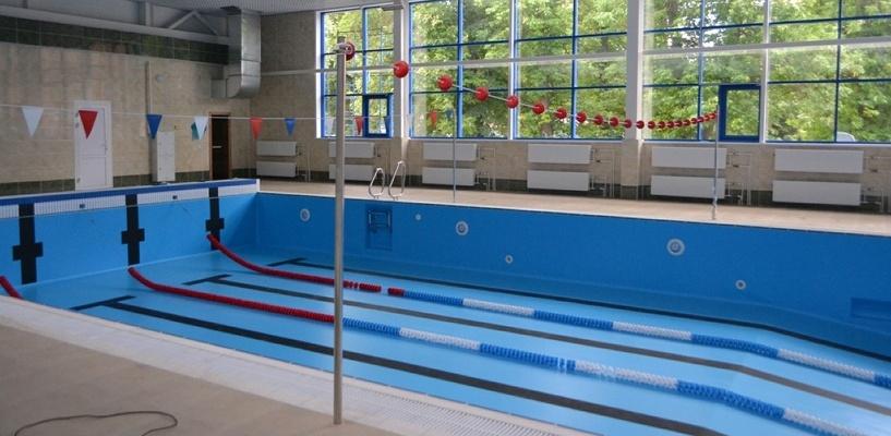 Вот-вот откроют: бассейн в Мичуринске прошёл гидравлические испытания