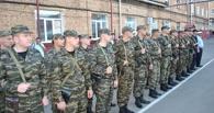Бойцы Тамбовского ОМОНа отправились в очередную командировку в Чечню
