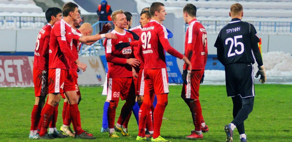 ФК «Тамбов» возьмёт в свои ряды шесть новых игроков