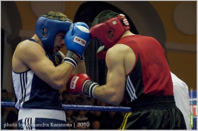 Двое тамбовский боксеров отправятся на чемпионат Европы