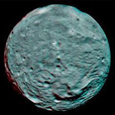Древнейший астероид раскрывает секреты