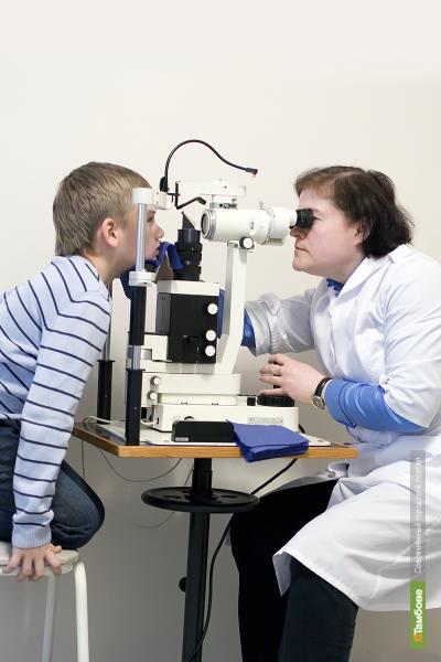 В центрах здоровья Тамбова создадут офтальмологические кабинеты